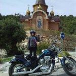 Iglesia Ortodoxa Rusa San Miguel Arcangel Foto