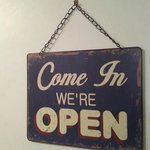 We are open 0900 - 1700 Monday to Saturday.