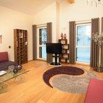 Wohnzimmer Panorama Suite