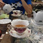 lovely cups of tea
