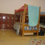 quarto do hostel