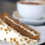 Pop in for coffee and cake