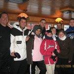 Manzi extended family