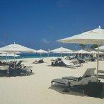 Ample room on the beach