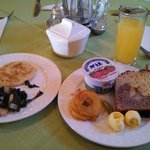 breakfast (buffet)