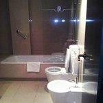 WC y bañera