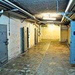 """""""Submarine Area"""" of the jail (no light, no sound, no air)"""