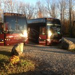 Bus tours are Welcom