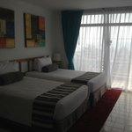 Bedroom 2 - apartment 9A