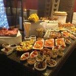 buffet st sylvestre