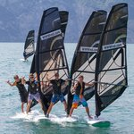 Wind Square Wassersport und Windsurfen in Malcesine
