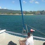 Easy sailing!