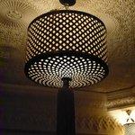 lampade marocchine della Riad Hannah