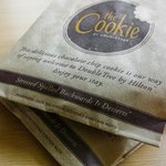 A warm welcome, the DoubleTree by Hilton Cookie