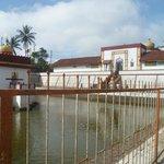 omkareswara temple,coorg on 23-12-13