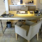 Writing desk in our Executive Suite