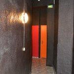 Corridoi di accesso alle camere