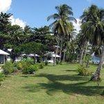 beach front sea villas