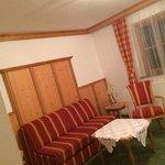 Salotto junior suite
