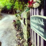 Crooked Oak Entrance