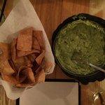 The guacamole