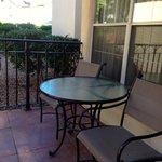Casita patio