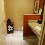 Bathroom of Room 529