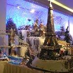 2013年クリスマス・ケーキ・デコ、今年のテーマは世界一周