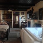 The Captains Quarters is beautiful!