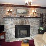 Room 18 fireplace