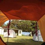 Location de tente et matelas