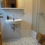 Badkamer voorbeeld bij comfort kamer