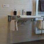Barrierefreie badezimmer (rolstoeltoegankelijke  badkamer) type A Landhaus Meine Auszeit Bodenma