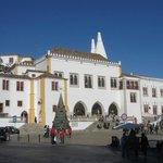vue du palais de Sintra