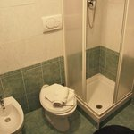 Blu Room Bathroom