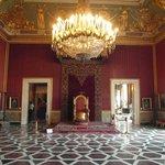 Palazzo Reale - trono