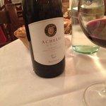 Our favorite wine in Cortona
