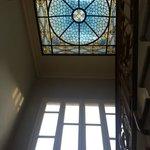Cupola / staircase