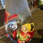 Fruit infused drinking water
