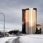 Grand Hotel Reykjavik. 31 December 2013