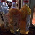 loved the vanilla-ginger rum