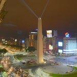 Vista desde el Hotel Park Silver Obelisco…