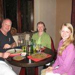 My Family at Dinner