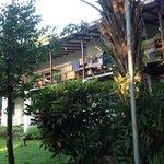 L'hotel vu du Cocolores