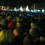 Thousands of New Year revellers