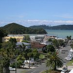 Location of Motel 100 metres-5minutes walking-Shops/Waterfront