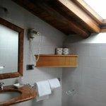 il bagno particolare!