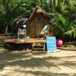 dive shack