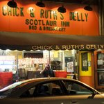 Annapolis Icons by Night - Chick & Ruth's Delly - Main Street