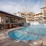 Canyon Creek Pool and Hot Tub